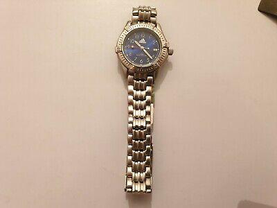 Procedente Antiguo 0050 Reloj 10 Nos Adidas Almacén Nueva Pila Leer Vintage 0wym8OvNn