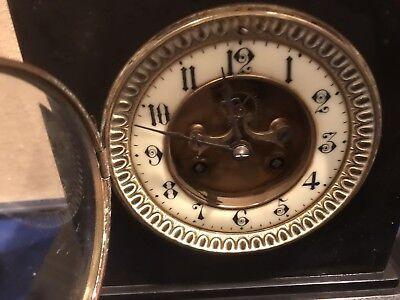 Clock Garniture Egyptian Style 6