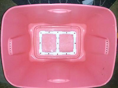 Clone Machine Bucket Manifold 64 Kit Hydroponic 1//2 or 3//4 Riser EZ 360 Jet