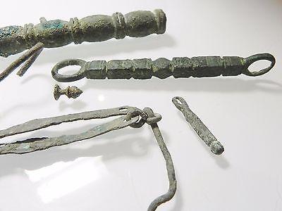 Zurqieh - Ancient Roman / Byzantine Bronze Weight Set. 300 - 600 A.d 5