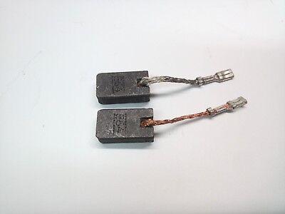 2x Schleifkohle Kohlebürste 5x8x17,5mm für Bosch PWS 9-125 PWS 10-125 CE
