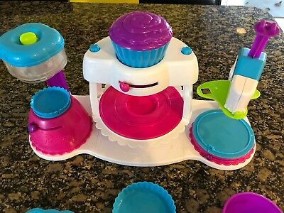 Cra Z Art Cooking Super Sensation Station Kids Baking Cake Decorating Center 17 99 Picclick