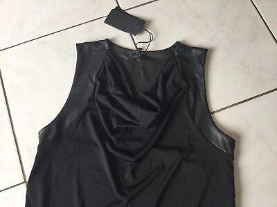 Robe Lpb Les Petites Bombes Taille L Noire Neuve Cuir 96 Eur 24 99 Picclick Fr