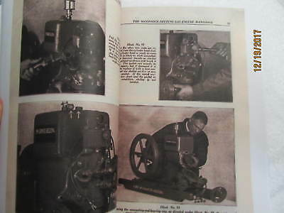IHC McCormick Deering Gas Engine Theory, Care Instructions, Repair of Engine 2