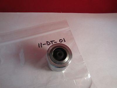 Mikroskop Objektiv Reichert Austria 10X Polycon Epi Unendlichkeit Optik B # 4