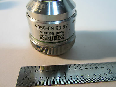 Optique Microscope Objective Zeiss Allemagne HD Epiplan 16x Optiques Bin # Axio 3