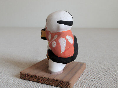 1.5 inch Japanese Antique Clay Doll 6