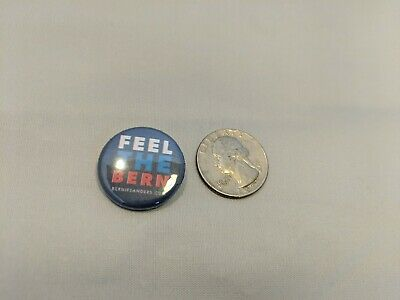 "Bernie Sanders 2020 Buttons/Pin Set Of 10, 1"" diameter pins. Free Shipping 8"