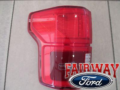 2018 F 150 Oem Ford Led With Blind Spot Tail Lamp Light Left