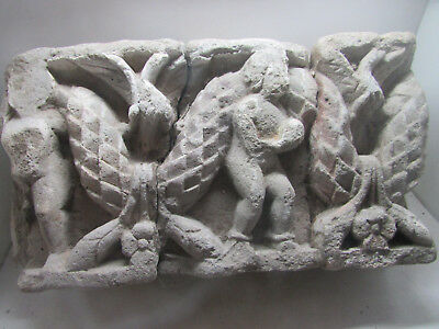 Ancient Gandhara - Stone Relief Panel With Dieties - Circa 200-300Ad Very Rare 3