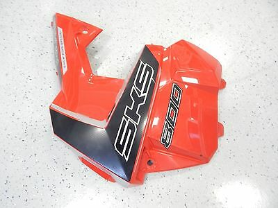 5438262 Polaris Indy Assault Rush Axys RMK Snowmobile Side Panel Rubber Strap