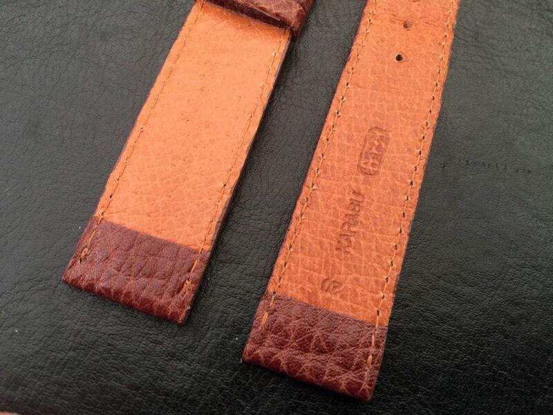 Nos karabu carabu 20 mm Vintage Correa vintage band strap reloj watch 2