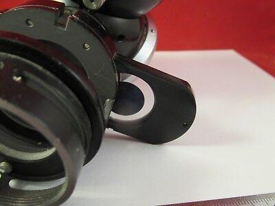 Zeiss Pol 466220 Tourelle Assemblage Microscope Pièce comme sur Photo # 5