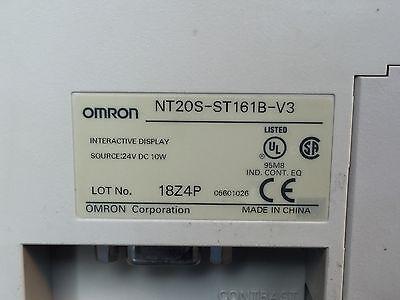 OMRON INTERACTIVE NT20S-ST161B-VE3 INTERACTIVE DISPLAY SCREEN