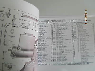 1921 8HP Stover Manufacturing & Gas Engine Co. Repair Parts List 2