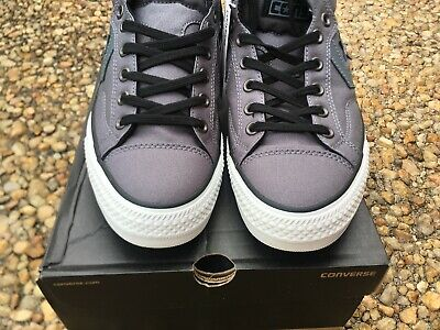 NEW CONVERSE CONS Star Player Pro Mid Men's 12 Admiral Gray