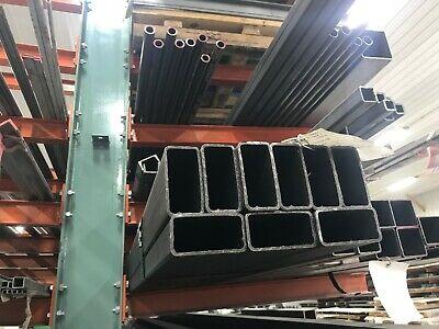 "Steel Rectangular Tube 2"" x 4"" x .125"" x 24"" 5"