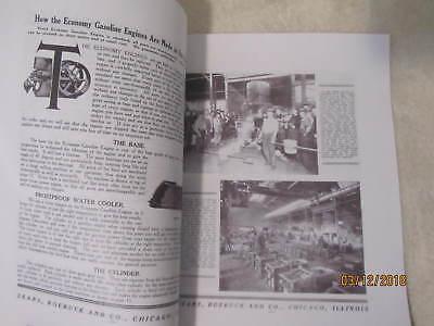 Sears Roebuck Co Gasoline Engines Catalog, Sparta Economy Engine Catalog 3
