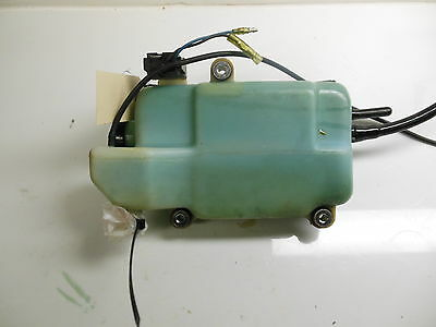 Yamaha OX66 61A-21750-00-00 HPDI  Outboard Oil Tank with Oil Lever Gauge Assy