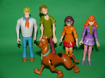 Scooby Doo ~ Dracula /& Scooby ~ Large /& Fully Articulated,Poseable Figure NEW