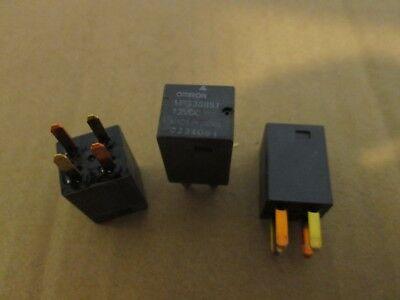 2Pcs// Lot Relay 12V For Mitsubishi OMRON MR538851