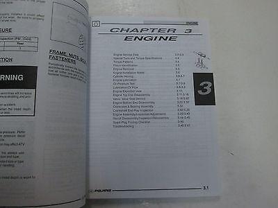 2007 Polaris Trail Boss 330 Manual