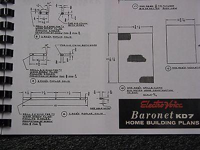 *USA* EV KD5 EMPIRE  DETAILED EV Speaker Plans