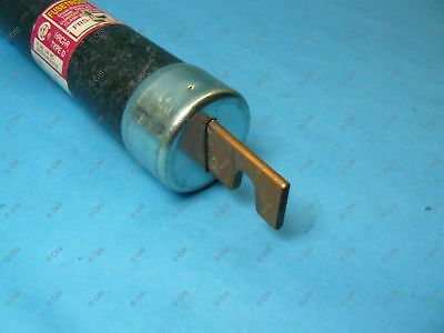 Bussmann FRS-R-80 Time-delay Fuse Class RK5 80 Amps 600 VAC/300 VDC Tested 2