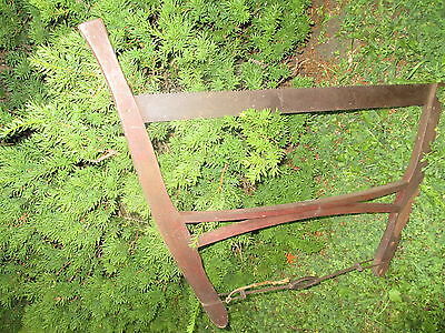 Unique Antique Vintage Saw! VHTF! Nice old piece of history for your collection! 2