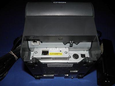 EPSON TM-T88V Thermal POS Receipt Printer Ethernet/ USB Interface M244A