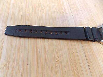 Zanwatch Protime Quartz Mens Stainless Steel Back Wrist Watch 5