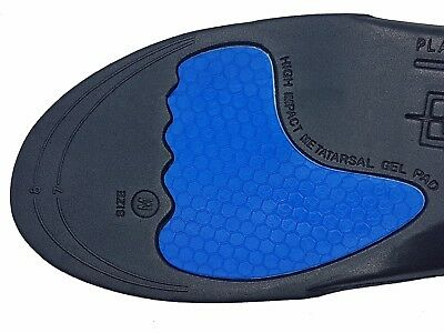 Orthotic Insoles for Arch Support Plantar Fasciitis Flat Feet Back Heel Pain