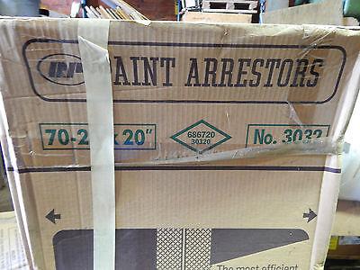 Standard Paint Arrestors 3032 20X20 2