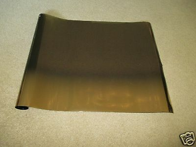 "GOLD fader film DARK 15-20 /% gold to gray window tint 20/"" by 25ft roll"