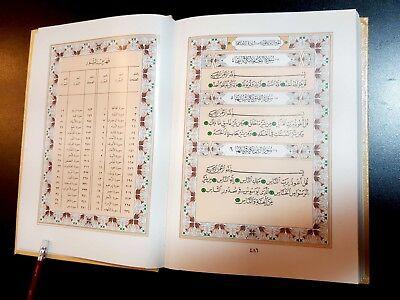 Fancy Antique. The holy Quran  Koran. P. in Beirut 1979 10
