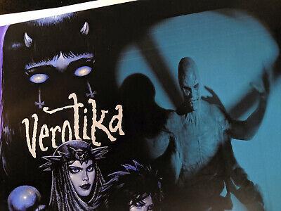 VEROTIKA - Throwback 70's Style LOBBY CARDS LTD Edition 1-666 Danzig Horror 7
