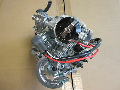 NEW TOYOTA CARBURETTOR 22R HIACE HILUX COASTER CARBY FULLY TESTED CARB