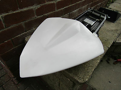 Brand New style one peice Cowl 2010-15 Derbi GPR 125 4T Rear Tail Fairing