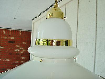 1970's Vintage Mid Century Modern Ceiling Light Fixture 5