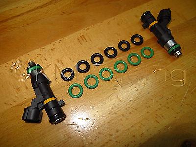 FUEL INJECTOR SEAL/O-RING Kit for Bosch EV14 (PN: 0 280 158): 6 Cylinder