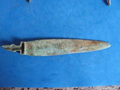 RARE  ANCIENT LURISTAN Bronze DAGGER 12th-8th cent. B.C. 4
