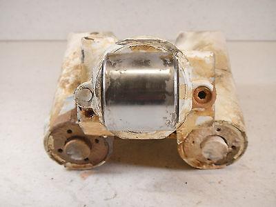 99 OMC EVINRUDE 115HP FICHT TRIM-TILT TUBE SHAFT SPINDLE