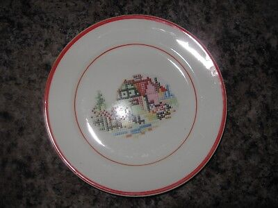 Crooksville China Pottery  Made In USA 6