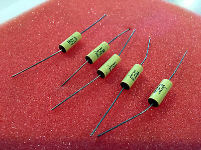 Forever 1 x RT 4.7uF 20/% 63V 85/°C Axial Electrolytic Capacitor