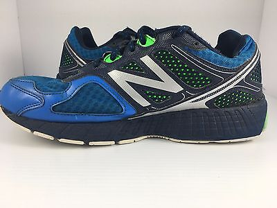 sports shoes 8e8ba 7511b NEW BALANCE 670 v1 Men's Blue Running Shoes Size US 10.5