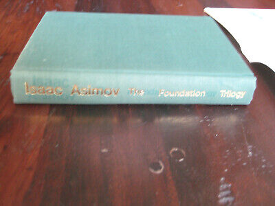 Isaac Asimov The Foundation Trilogy Taiwan Piracy edition (Avon) pirate 5