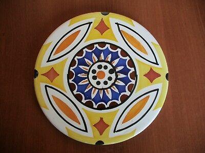 Irrepetible, Ocasion Unica, Valorada En 6500, Eur. Ceramica Fabricada En, 1920. 9