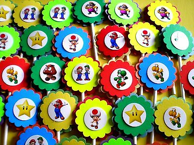 Baby Shower 30Ct 30Ct BACKYARDIGANS Cupcake Toppers Birthday Party Favors