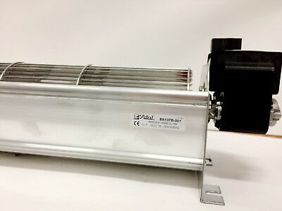 Ventilatore Tangenziale ø 80 mm TRIAL 8A137B-001 2 velocità Per termoconvettore 2