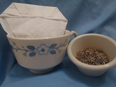 Skin Softening Herbal Detox or Foot Soak - Oolong Tea, Magnesium, and Seaweed
